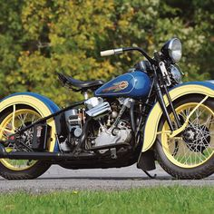 The Knucklehead Arrives: 1936 Harley-Davidson EL - Classic American Motorcycles - Motorcycle Classics