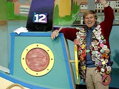 RAMBLIN ROD CARTOON SHOW - on our own KPTV, channel 12.  Rod Anders did his kid cartoon show from 1964 to 1997 when he retired.  Miss him!