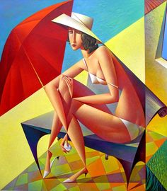 georgy-kurasov-red-umbrella-32-x-28