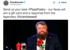 This week on social media we've had some great campaigns to look forward to. With Super Bowl almost upon on us and Valentine's Day not far off, we have Pizza Express with their V-Day campaign #PizzaPoetry and Budweiser reigning in British cinema's queen for their #GiveADamn campaign. We also have GuinessGB celebrating John Hammond with their #MadeOfMore, and many more Twitter trends to follow. Sit tight! For more on Twitter Trends, go here http://www.socialbro.com/tag/twitter-trends/