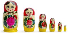 Russian nesting dolls on Amazon