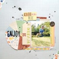 A Project by Monika Glod from our Scrapbooking Gallery originally submitted 01/14/13 at 08:42 AM