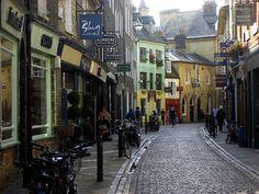 Cambridge, England - one of my favorite walking cities (Brian Negin photo)