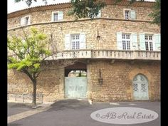 AB Real Estate France: 12th Century Castle for Sale in Beziers area, Languedoc Roussillon, South of France