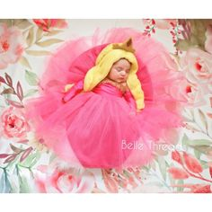 Sleeping Beauty Princess Newborn Princess Outfit Baby Shower image 0 Baby Princess Dress, Princess Outfits, Baby Dress, Newborn Photography Poses, Photography Ideas, Disney Outfits, Kids Outfits, Toddler Fashion, Girl Fashion