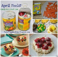 april fools day ideas (food & pranks)