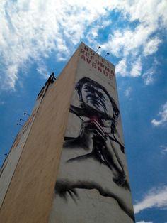 Festival All City Canvas presentado por Sprite... diseño revive a la ciudad de México.