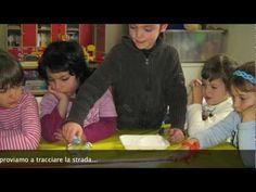 ▶ Giocando con la Geometria - Scuola dell'Infanzia Bruno Munari Trieste a.s.2010/2011 - YouTube