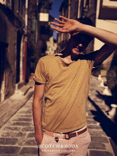 Scotch & Soda Spring / Summer 2012  campaign, shot in Cannes