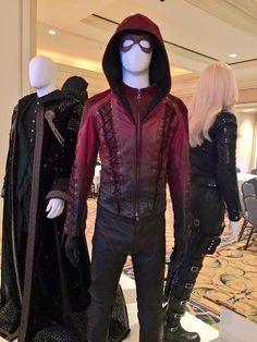 Arrow - Arsenal - Colton Haynes's costume