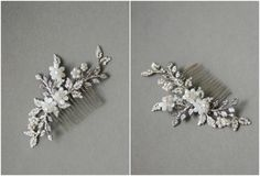 BESPOKE-for-Zenith_silver-floral-bridal-hair-comb