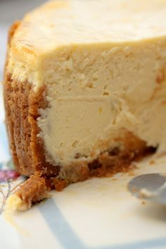 THE cheese-cake that completely satisfies me ! - the sweets of the Praline family - THE cheese-cake that completely satisfies me ! – the sweets of the - Easy Cheesecake Recipes, Pumpkin Cheesecake, Easy Cake Recipes, Dessert Recipes, Mini Desserts, No Cook Desserts, Bean Cakes, Cupcakes, Savoury Cake