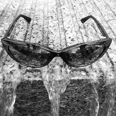 Cat eyes #vogueeyewear #stylemiles #fashion #beauty #sunglasses #inspiration