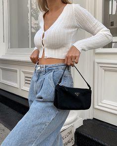 Victoria Törnegren » Slouchy jeans