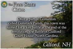 There's more about Gilford, New Hampshire at our site! http://freestatenh.org/encyclopedia/cities/gilford