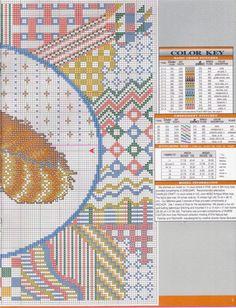 Gallery.ru / Фото #107 - TRUE COLOR:разные схемы вышивок - frango