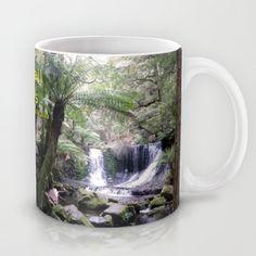 Russell Falls, Tasmania, Australia Mug