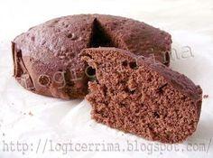 Torta al Cacao cotta nel Microonde