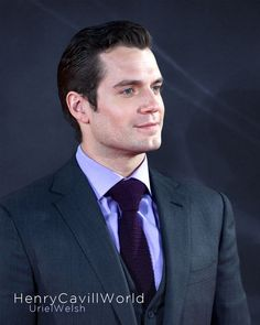 "אוריאל וולשית (@urielwelsh) on Instagram: ""Henry Cavill at Man of Steel Madrid Premiere. Submission for Henry Cavill World."""