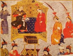 Some Royal Mongol Ladies: Alaqa-beki, Ergene-Qatun and Others - Medievalists.net