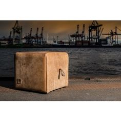 Hardcrafted Hamburg CUBE3 Leather - Turngeräte