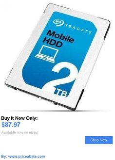 Computers Tablets Networking: 2Tb Sata Notebook Laptop 2.5 Hard Drive For Sony Ps4 Macbook And Macbook Pro BUY IT NOW ONLY: $87.97 #priceabateComputersTabletsNetworking OR #priceabate