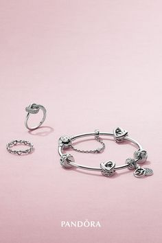 A truly unique mum deserves a truly unique treat: a Pandora limited edition sterling silver bangle engraved with the fact that she's 'One in a million'. A sparkling clasp, draped chain detail and new charms complete the elegant aesthetic. Pandora Bracelet Charms, Pandora Jewelry, Charm Jewelry, Fashion Jewelry, Women Jewelry, New Charmed, Memorable Gifts, Inspirational Gifts, Diamond Jewelry