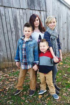 All four kiddos