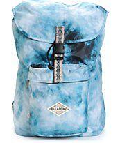 Billabong Sister Solstice Tie Dye Backpack