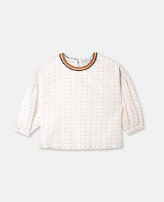 Shop the Juliana Crochet Blouse by Stella Mccartney Kids at the official online store. Discover all product information.