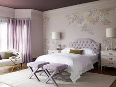 girly bedrooms simple - Google Search