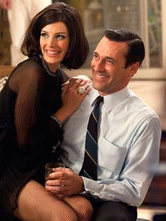 I love Don Draper and i love human affection its freaking adorable they way we interact with the ones we love and when its sweet and not sexual makes me weak
