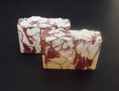 Sensual Handcrafted Soap, Cold Process Soap With Cocoa Butter, Handmade Artisan…