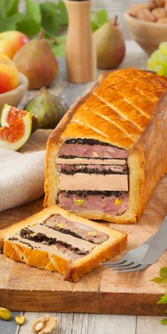 Le pâté en croûte au Foie Gras Best Dinner Recipes, Healthy Breakfast Recipes, Foie Gras Pate Recipe, Pate Recipes, Mousse, French Dishes, Charcuterie, Pumpkin Recipes, No Cook Meals