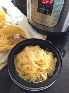 Instant Pot Spaghett