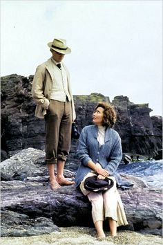 Emma Thompson, James Ivory Howards End
