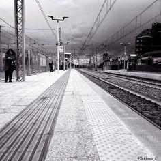 """ back in Milan ""  #bnw_lombardia  #bestphotogram_bnw  #ig_global_bw  #milanocity  #milanodavedere by 19omar77"