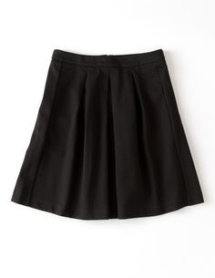 Full Ponte Skirt