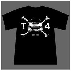 T4 Bus X-Bones T-Shirt (L)