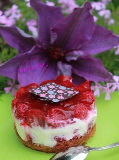 Layer Cakes, Html, Cheesecake, Sweet, Desserts, Blog, Raspberries, Basil, Milk