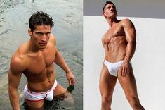 Mens Running Tights, Swimwear, Fashion, Moda, Bathing Suits, Swimsuit, Fasion, Fashion Illustrations, Swimsuits