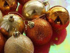 Christmas Ornament Decorating Ideas