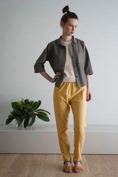 EDWINAoc Khaki Pants, Normcore, Spring Summer, Style, Fashion, Swag, Moda, Khakis, Stylus