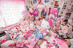 Hello kitty collection!