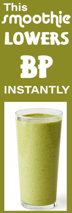 Smoothies for High Blood Pressure #bp #blood #health #fitness #beauty #help #doctors
