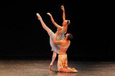 Bailarinos: Isabella Rodrigues e Guilherme Maciel