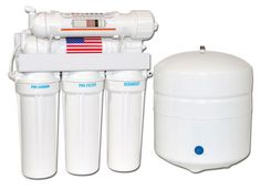 5-Stage Natural Pi-Alkaline & Reverse Osmosis Water Pure Water System