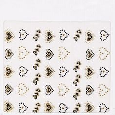 One Piece of Chic Heart Shape 3D Nail Sticker Category: Beauty > Nails & Tools > Stickers & Decals #3dnailartstikers #3dstikers #nailstikers #artstickers #bridgat.com