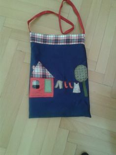 Handmade shopping bag Shopping Bag, Children, Baby, Handmade, Fashion, Young Children, Moda, Boys, Hand Made
