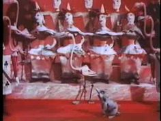 """""""Alice In Wonderland"""" (Lou Bunin, 1949) - musical clip A musical number from the """"other"""" Alice In Wonderland animated film released in the early '50s, full of awesome stop-motion work.   Lou Bunin was a prominent puppeteer, an artist, and pioneer of stop-motion animation in the latter half of the twentieth century. While working as a mural artist under Diego Rivera (yep Frida's main squeeze!) in Mexico City in 1926, Bunin created political puppet shows using marionettes including a…"""